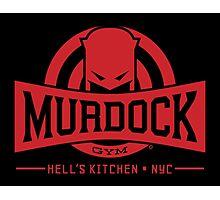 Murdock Gym Photographic Print