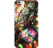 Cyborg Brains and Veins (Goethite) iPhone Case/Skin