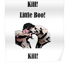 Kill! Little Boo! Kill Poster
