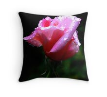 dazzling silhouette Throw Pillow
