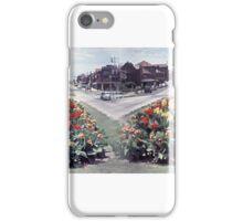 Seein Double - Street iPhone Case/Skin