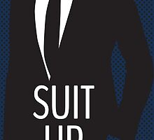 Suit Up by LucyHollyhock