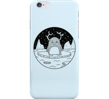Antler Animals - Penguin iPhone Case/Skin