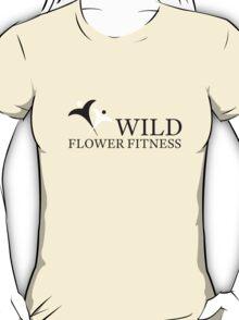 Wild Flower Fitness T-Shirt