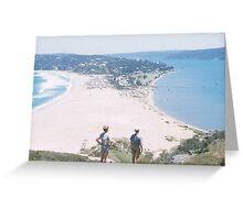 Beach Boys Australia Greeting Card