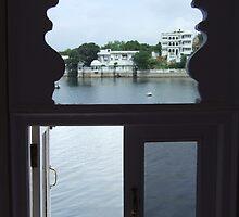 Through the open window by DeborahDinah