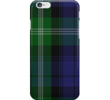 00440 Baillie of Polkemment Tartan  iPhone Case/Skin