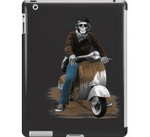 Skull Rider iPad Case/Skin