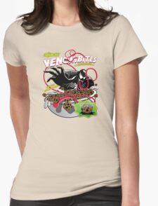 Venom Bites Womens Fitted T-Shirt