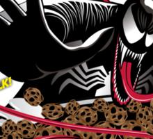 Venom Bites Sticker