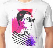 Beatnik Babe Unisex T-Shirt