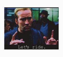 Let's Ride One Piece - Long Sleeve