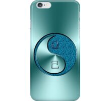 Libra & Snake Yin Water iPhone Case/Skin