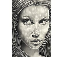 The Lady Lies Photographic Print