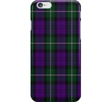 00437 Baillie High Society Tartan iPhone Case/Skin