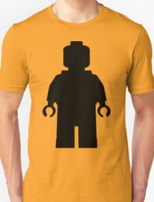 Lego Character Silhouette T-Shirt