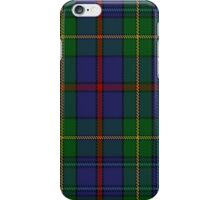 00436 The House of Bailey Tartan  iPhone Case/Skin