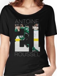 Antoine Roussel #21 Women's Relaxed Fit T-Shirt