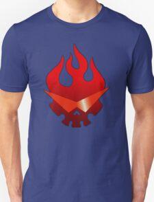 Gurren Lagann - Skull Flame Unisex T-Shirt