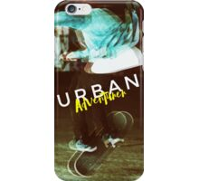 Urban Adventurer iPhone Case/Skin