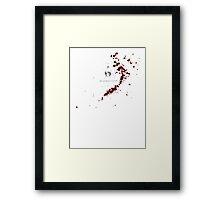 Resident Evil 6  Framed Print