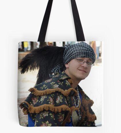 Creek Storyteller Tote Bag