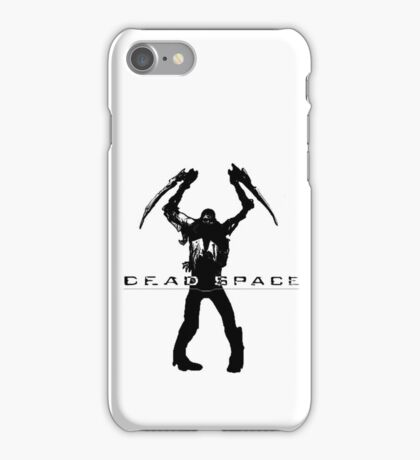 Dead Space Necromorph [Slasher] iPhone Case/Skin