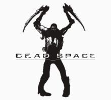 Dead Space Necromorph [Slasher] One Piece - Short Sleeve