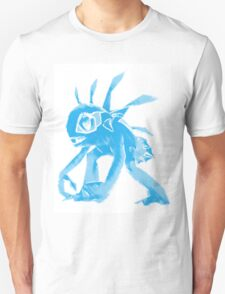 Water Colored Murky  T-Shirt