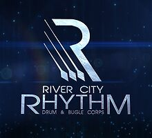River City Rhythm Products - Blue Drum Corps logo by RiverCityRhythm