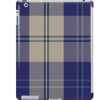 00427 Alisa Royal Blue Tartan  iPad Case/Skin