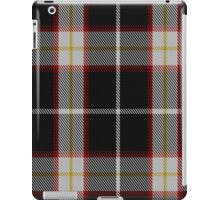 00423 Baron of Richecourt Tartan  iPad Case/Skin