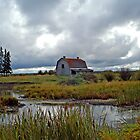 Canuck Barns &amp; Old House by paolo1955