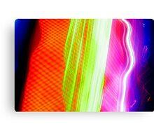 Textured Light Canvas Print