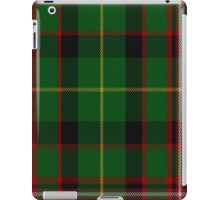 00413 George Brown Tartan iPad Case/Skin