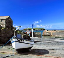 Mullion Cove by cwwphotography