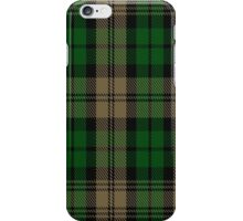 00410 Brown Watch Tartan iPhone Case/Skin