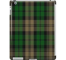00410 Brown Watch Tartan iPad Case/Skin