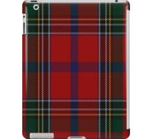 00409 Brown of Castledean Tartan  iPad Case/Skin