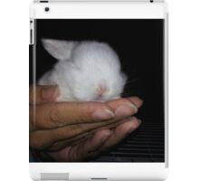 Lindt-free, mini-bunny iPad Case/Skin