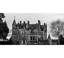 Blarney Estate, Blarney Ireland Photographic Print