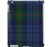 00407 Brown Ellis Tartan  iPad Case/Skin