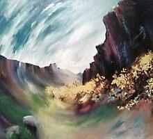 Swirl Canyon by molliekathleen
