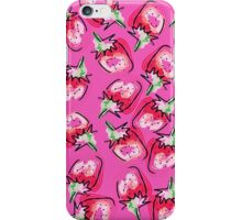 Strawberry Lovers iPhone Case/Skin