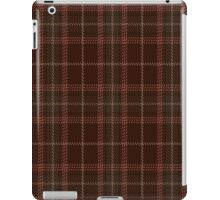 00404 Beanpole Brown Trial Tartan iPad Case/Skin