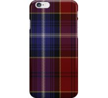 00402 Baron of Greencastle Dress #2 Tartan  iPhone Case/Skin