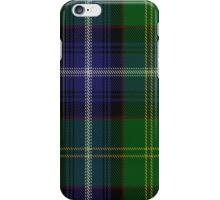 00401 Baron of Greencastle Tartan  iPhone Case/Skin