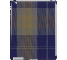 00399 Bannock Brown #2 Tartan  iPad Case/Skin