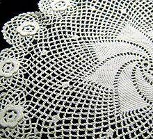 Crochet Doily by sstarlightss