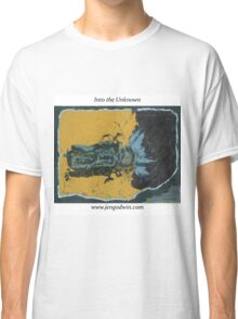 Into the Unknown (version with title and website) Classic T-Shirt
